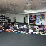 Yoga at BFF